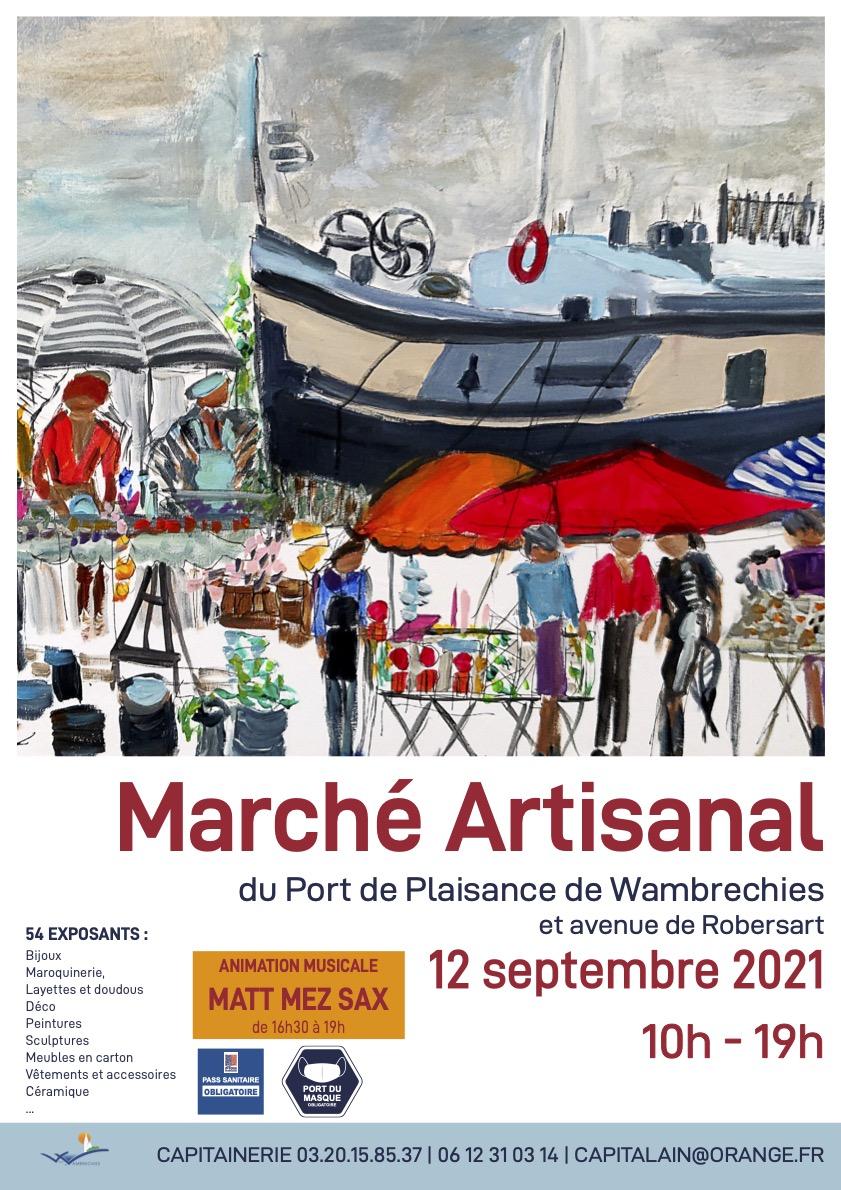 2021 Marché Artisanal Sept 2021